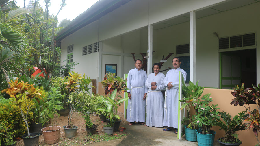 Komunitas Bruder MTB Kuala Dua